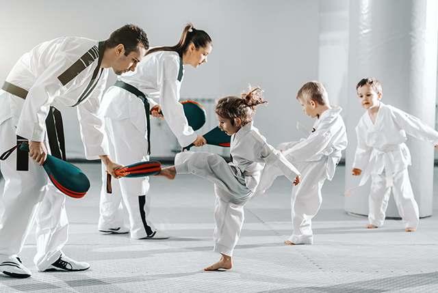 Adhdtkd3, Collingwood Martial Arts Centre Collingwood