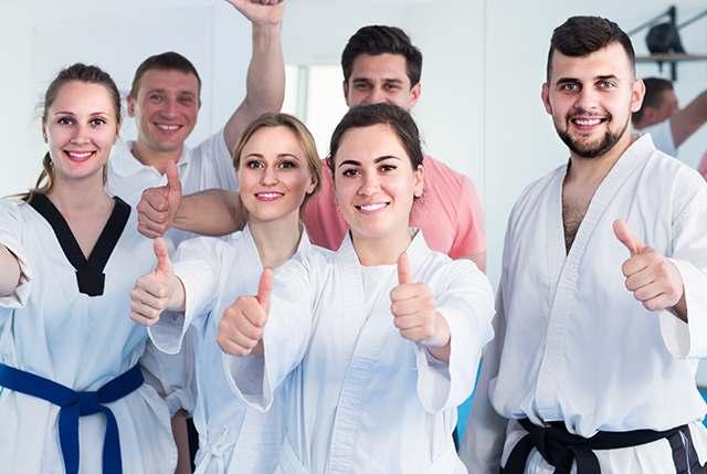 Karateadult1.2, Collingwood Martial Arts Centre Collingwood