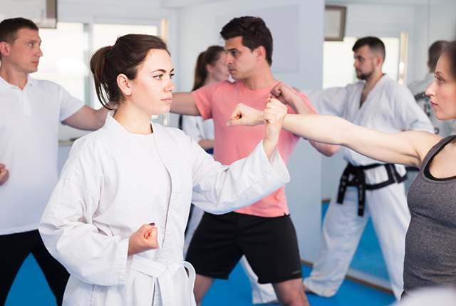Noexperienceneeded, Collingwood Martial Arts Centre Collingwood