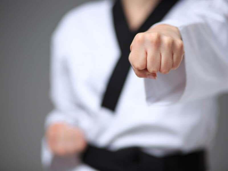 Adult Karate Video Placeholder, Collingwood Martial Arts Centre Collingwood