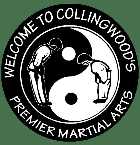 Collingwood Logo Black White, Collingwood Martial Arts Centre Collingwood